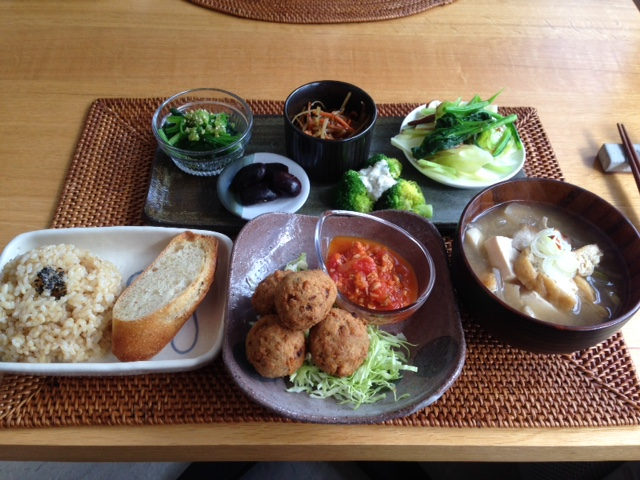 Lunch 20150313