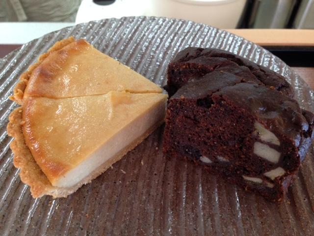 Tarte and Cake