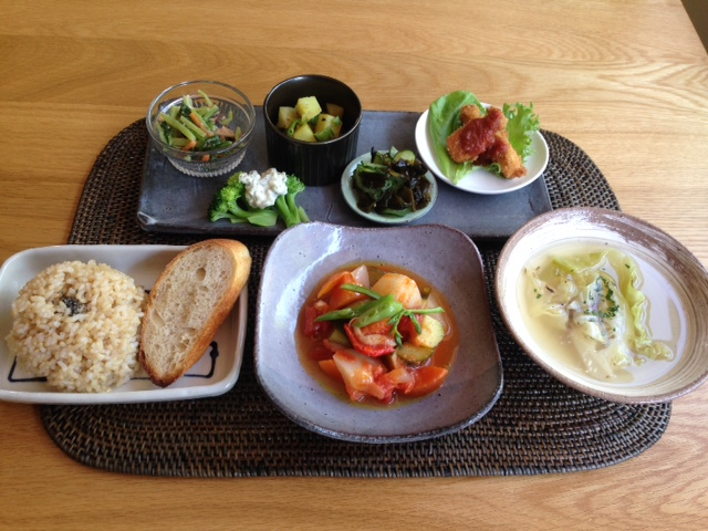 Lunch 20150522